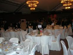 L'AMPA del col·legi Europa reuneix 200 persones en un sopar solidari per recaptar fons per Unicef