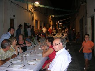 L'alcalde destaca la importància de festes com aquesta per continuar mantenint el 'poble' que Sant Cugat porta dins
