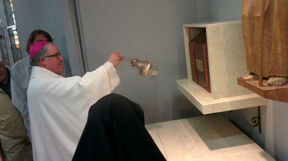 Sor Maria Lurdes descansarà al Monestir de Sant Domènec