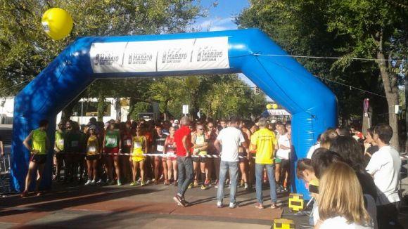 Obertes les inscripcions per participar a la pròxima edició de la Mitja Marató