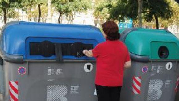 ICV-EUiA proposarà al ple que es replantegi el sistema de gestió de residus a Sant Cugat