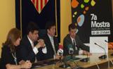 La Mostra Sant Cugat Actiu s'ha presentat en un acte celebrat a la sala de plens de l'Ajuntament