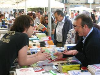 La Setmana del Llibre en Català pot deixar Barcelona i ubicar-se al 2009 a Sant Cugat