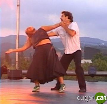 La 8a edició de Dansa Sant Cugat arrenca amb una mostra per a la ciutadania santcugatenca