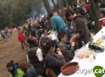 Els partits destaquen els valors naturals i cívics de la serra de Collserola