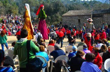 Reviu Sant Medir amb les fotografies de Pep Pujol