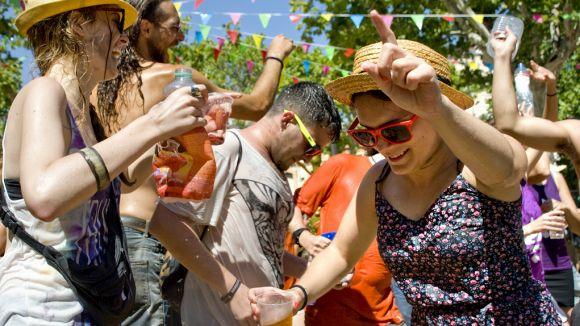 El StQBeer Festival omple avui la plaça de Barcelona amb 20 tipus de cervesa