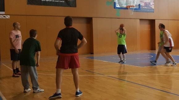 StQlímpics: Final de bàsquet