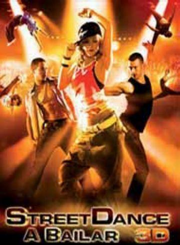 El musical en 3D 'Street Dance', estrena principal de la setmana als cinemes locals