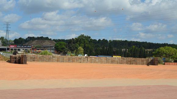 TMA Grupo Sánchez retira els residus dels terrenys de l'antiga Suceram
