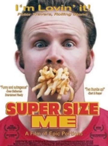La Guitza programa el documental 'Super size me' diumenge