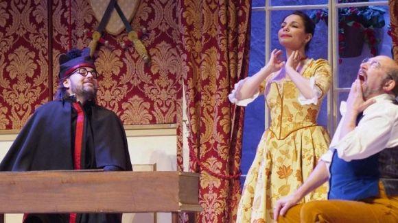 'El Superbarber de Sevilla' aterra avui al Teatre-Auditori