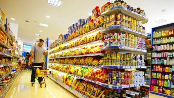 Mossos lliura a Càritas aliments furtats en supermercats de Sant Cugat i Barcelona
