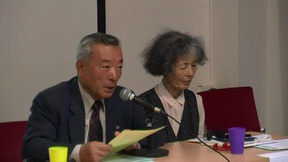 Supervivents d'Hiroshima: 'Podem crear la bomba atòmica, però també la pau'