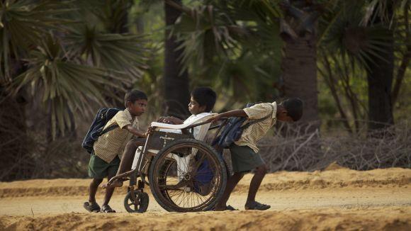 El Cicle de Cinema d'Autor projecta avui 'Sur le chemin de l'école'