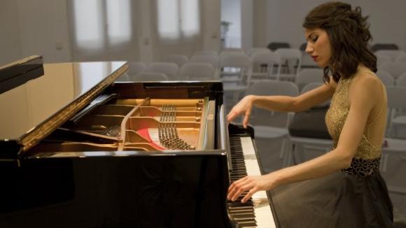 Concert: Susana Gómez, piano