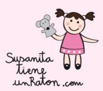 SusanitaTieneUnRaton.com col·laborarà amb el programa d'infància de la Creu Roja