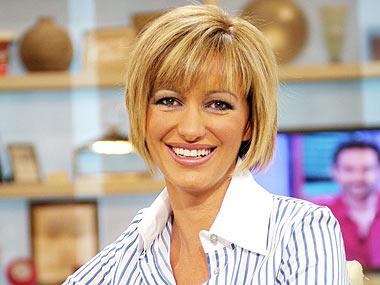 Susanna Griso, experiodista de Ràdio Sant Cugat, premi Ondas a la millor presentadora
