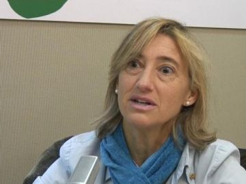 Susanna Pellicer: 'L'atenció a les dones maltractades és millor que mai'