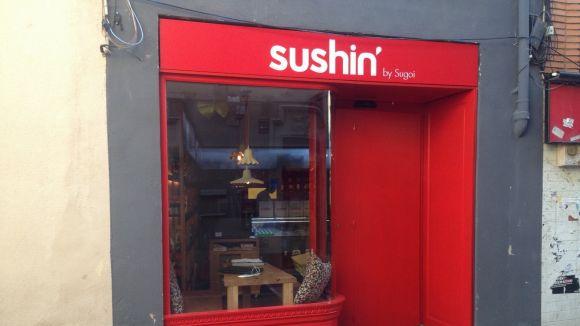 Sushin' by Sugoi obre les portes al carrer de Santa Maria