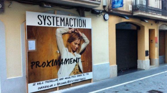 System Action obre botiga a Sant Cugat