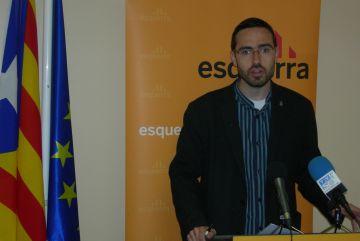 ERC demana que el consistori doni 'el màxim suport' a Ávila