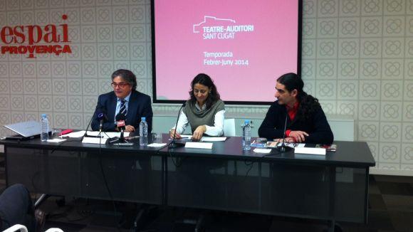 Sara Baras, Tortell Poltrona i Josep Maria Pou, a la nova temporada del Teatre-Auditori