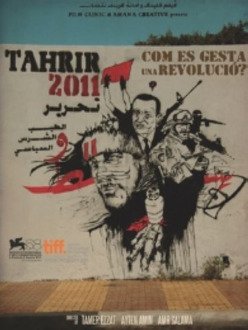 La revolta egípcia arriba a Sant Cugat en forma de documental