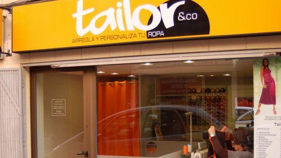 Una nova botiga de Tailor&Co a Sant Cugat
