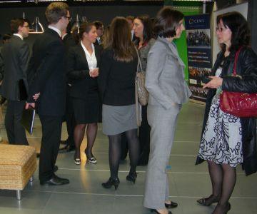 El Talent Career Forum ofereix als alumnes d'Esade un contacte directe amb grans multinacionals