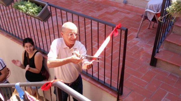 Més de 150 persones assisteixen a la inauguració de Cal Temerari