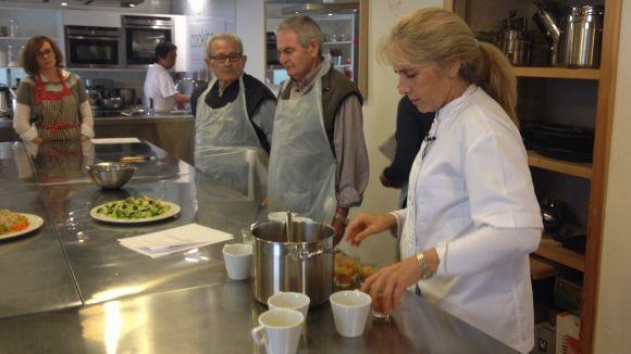 Cookiteca i Cugat.cat acosten en imatges la cuina energètica i natural
