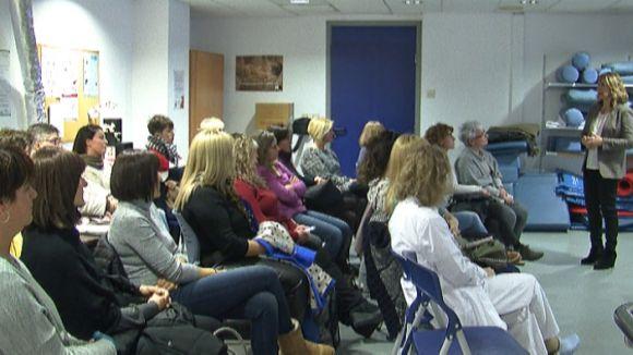 Les participants han rebut consells pràctics sobre la protecció de la pell i les mucoses