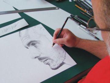 Pou d'Art prepara un taller monogràfic de dibuix avançat