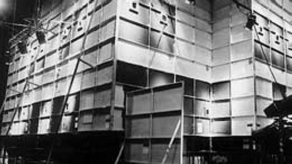 El Taller d'escenografia del Teatre-Auditori fa 20 anys amb 250 creacions