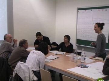Mira-sol proposa mesures contra el canvi climàtic en un taller de participació