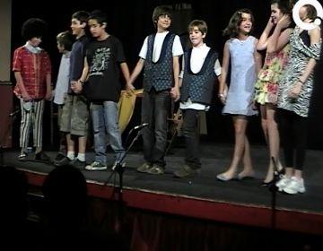 La mostra dels tallers del Teatre la Unió donen a conèixer l'evolució actoral dels alumnes