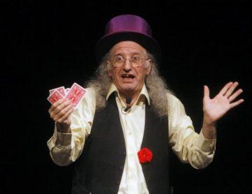 La màgia de Juan Tamariz arriba al Teatre-Auditori amb totes les entrades venudes
