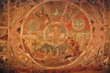 'El tapís de la creació' serà tractat al Centre de Restauració de Valldoreix