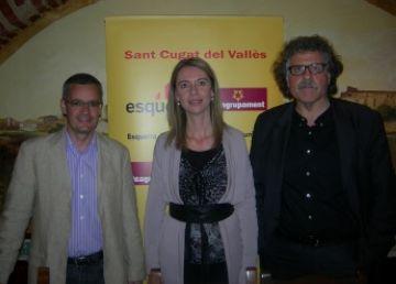 Freixas deixa la presidència d'ERC i veu en Ingla la candidata a rellevar-lo