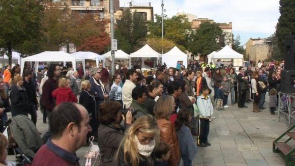 La Festa de Tardor dóna veu a les entitats i la cultura de la ciutat