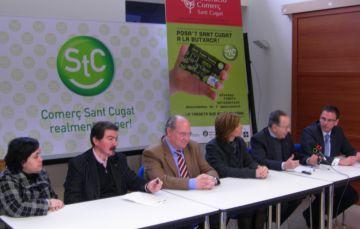 La targeta Sant Cugat Comerç suma 3.000 euros per a Càritas
