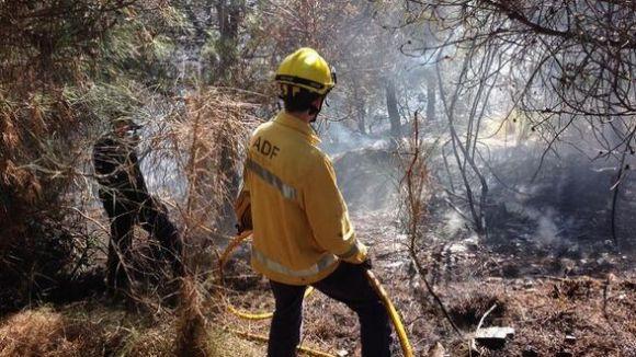 Activades les mesures de prevenció contra els incendis