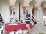 El tast de vins ha estat amenitzat per la Fuascat Band.