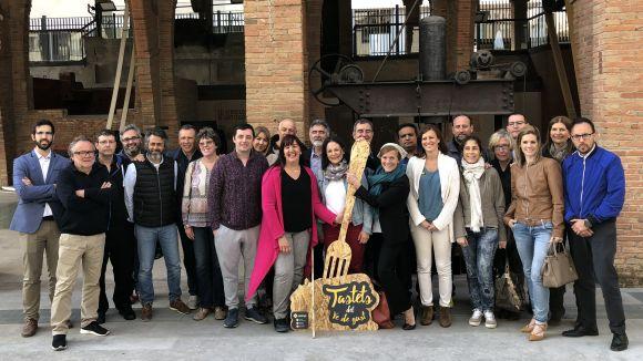 La presentació de la iniciativa ha tingut lloc al Celler Modernista / Foto: Localpres