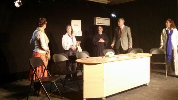 El Grup Espiral porta el seu teatre la Casa de Cultura per primera vegada