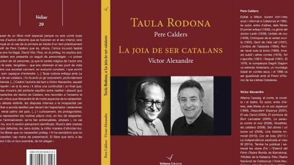 Detall de la portada del llibre