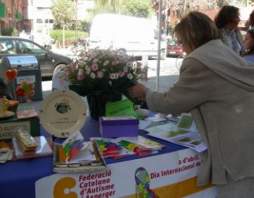 Sant Cugat se suma al Dia Internacional de Conscienciació de l'Autisme