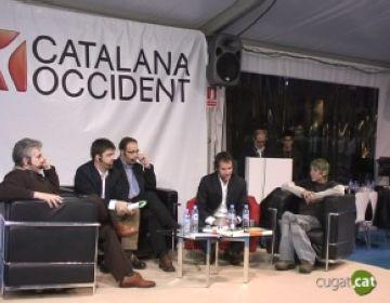 Màrius Serra demana que la Setmana del Llibre també arribi a altres ciutats catalanes