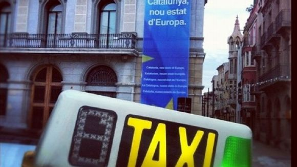 Neix Taxistes per la Independència amb l'impuls de professionals locals